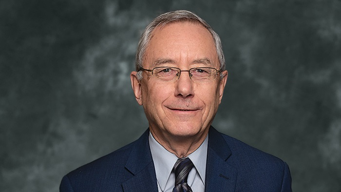 This image is of Dr. Derek Lister, a member of the NWMO Advisory Council.