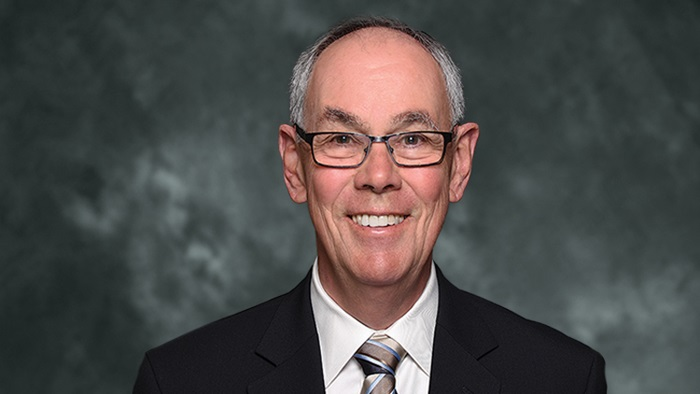 This image is of Dr. Dougal McCreath, a member of the NWMO Advisory Council.