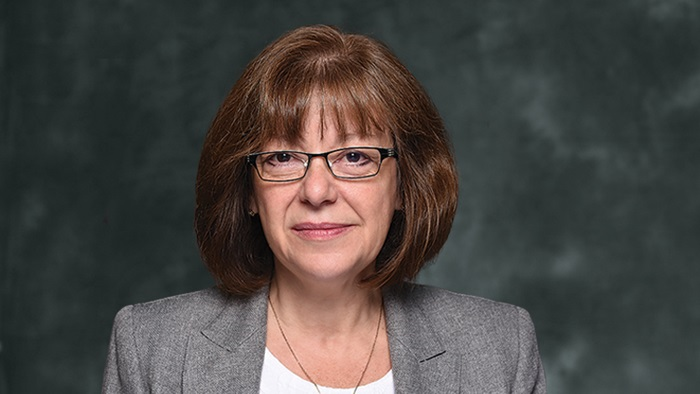 This image is of Linda Thompson, a member of the NWMO Advisory Council.