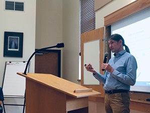 The NWMO's Dr. Erik Kremer discusses findings from the seventh case study, which assesses the long-term safety of a deep geological repository in sedimentary rock formations, similar to those found in southern Bruce County.